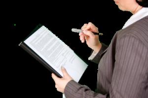 Podpisywanie umowy dzierżawy